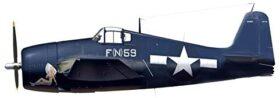 ホビーマスター 1/32 F6F-5N ナイトヘルキャット VMF (N)-541 完成品