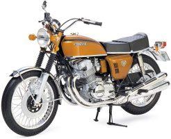 タミヤ 1/6 オートバイシリーズ No.01 ホンダ ドリーム CB750 FOUR